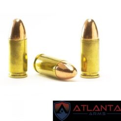 Atlanta Arms 9mm Ammo 115Gr. 1000 Rounds
