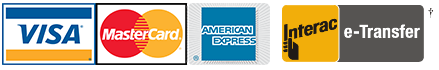 Accept Visa, Mastercard, and Amex Credit Card Payments